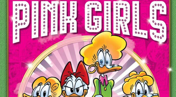 giunti editore pink girls