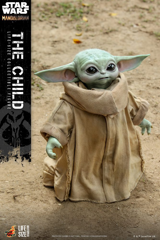 the child hot toys