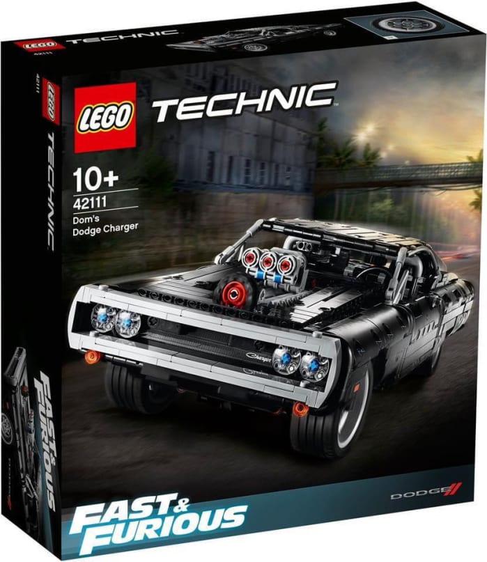 lego dodge fast e furious