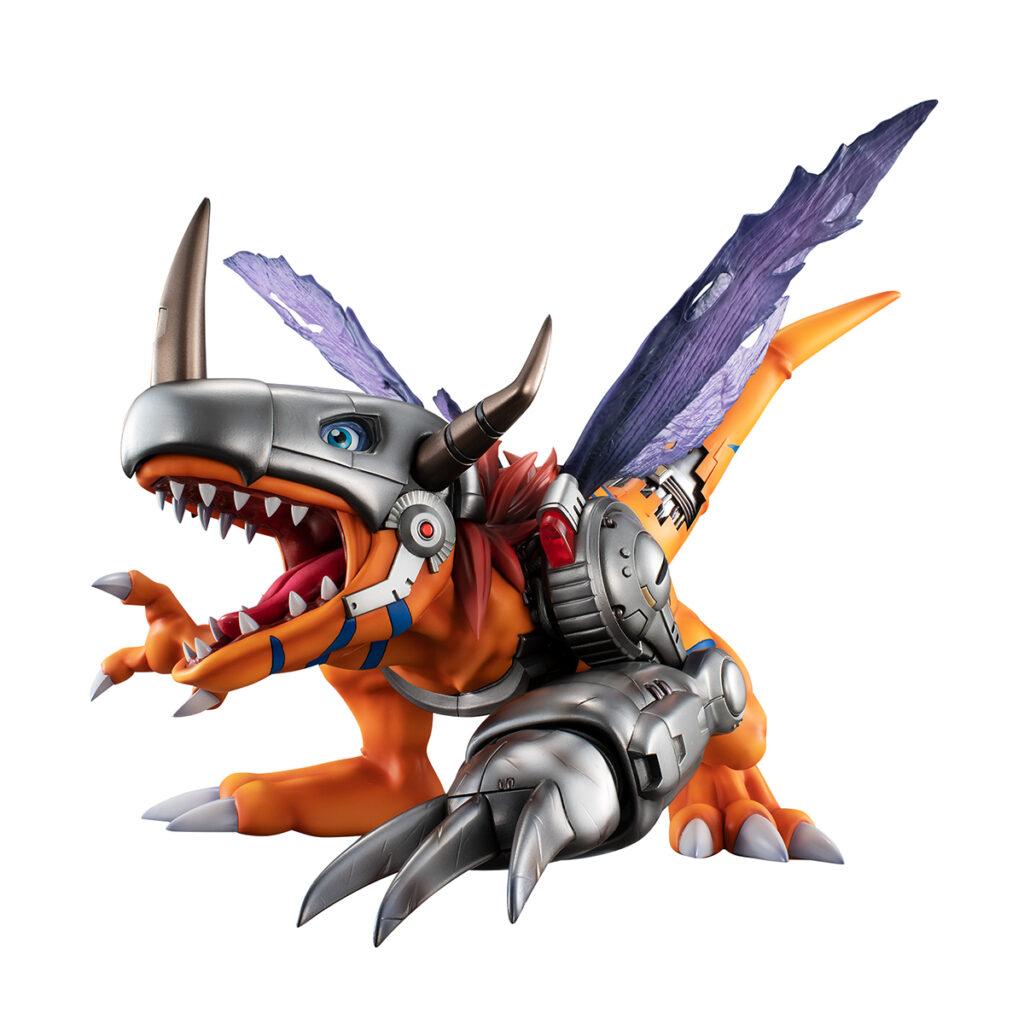 Digimon adventure metalgreymon