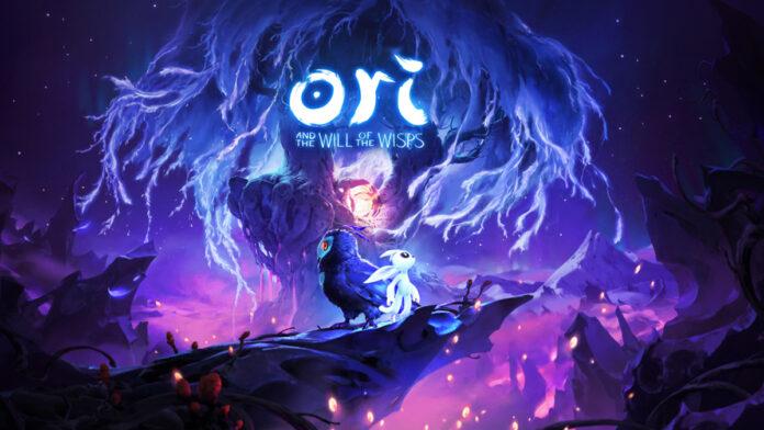 Ori and the Will of the Wisps copertina