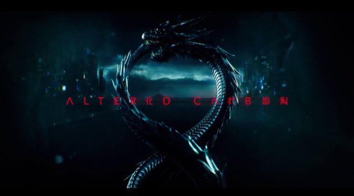 altered carbon 2 recensione mackie stagione