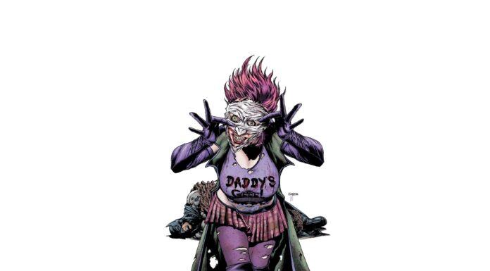 Duela Dent, La Figlia Del Joker