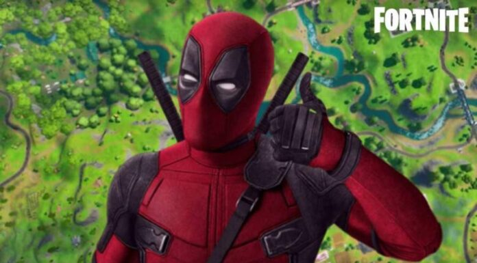 Fortnite x Deadpool