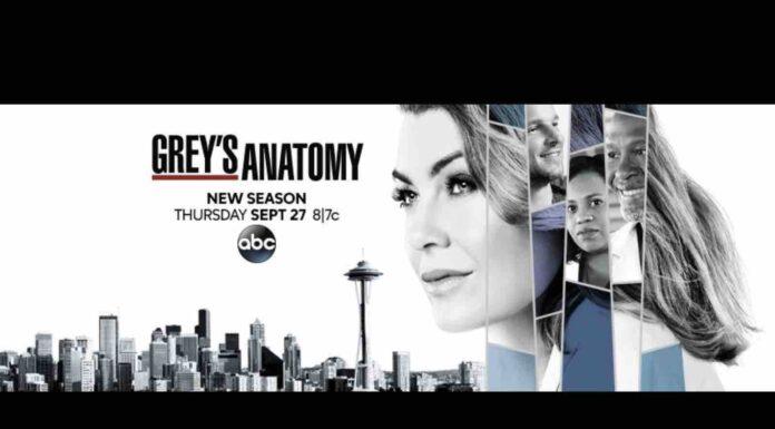 grey's anatomy 17 16 coronavirus episodi stagione foto cast pompe produzione