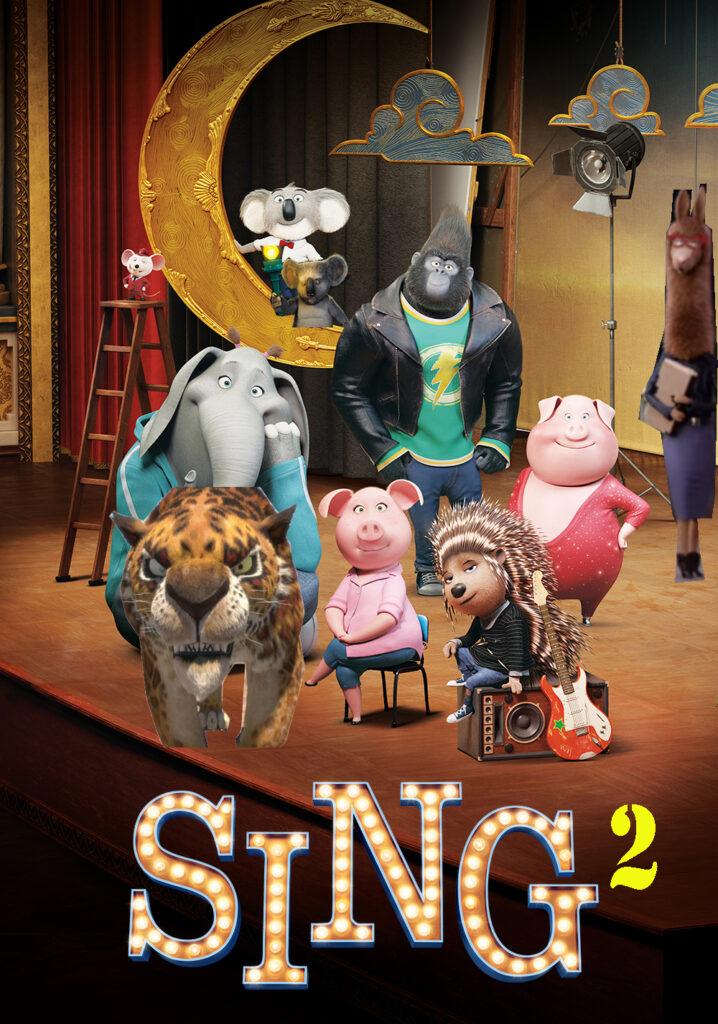 Sing 2 Illumination Entertainment Universal Pictures