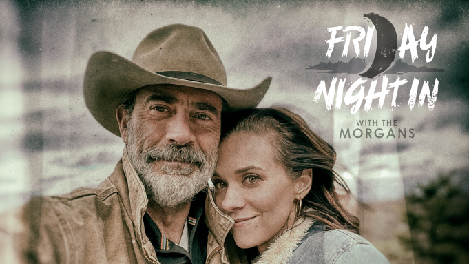 Jeffrey Dean Morgan Friday Night with The Morgans AMC