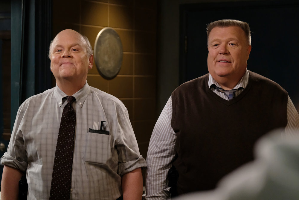 Hitchcock e Scully