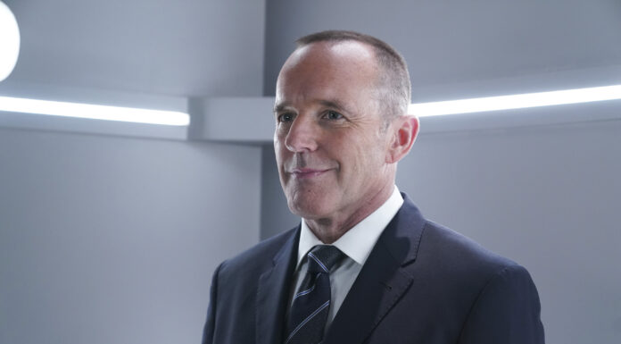 Agente Coulson - LMD