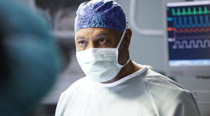 grey's anatomy 16x21 finale richard deluca amelia episodio