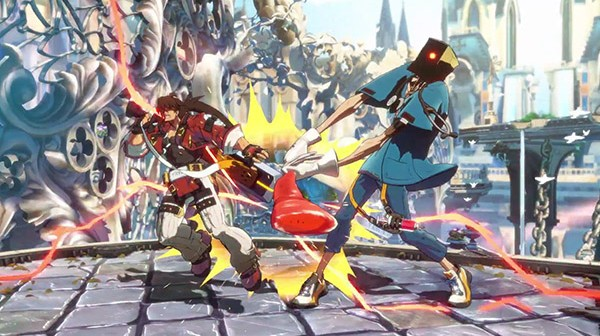 Guilty Gear Strive Preorder Digital PS4 PS5 PC