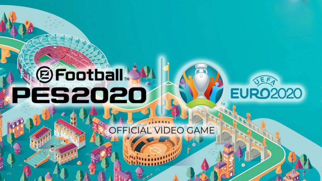 uefa euro 2020 - efootball pes 2020
