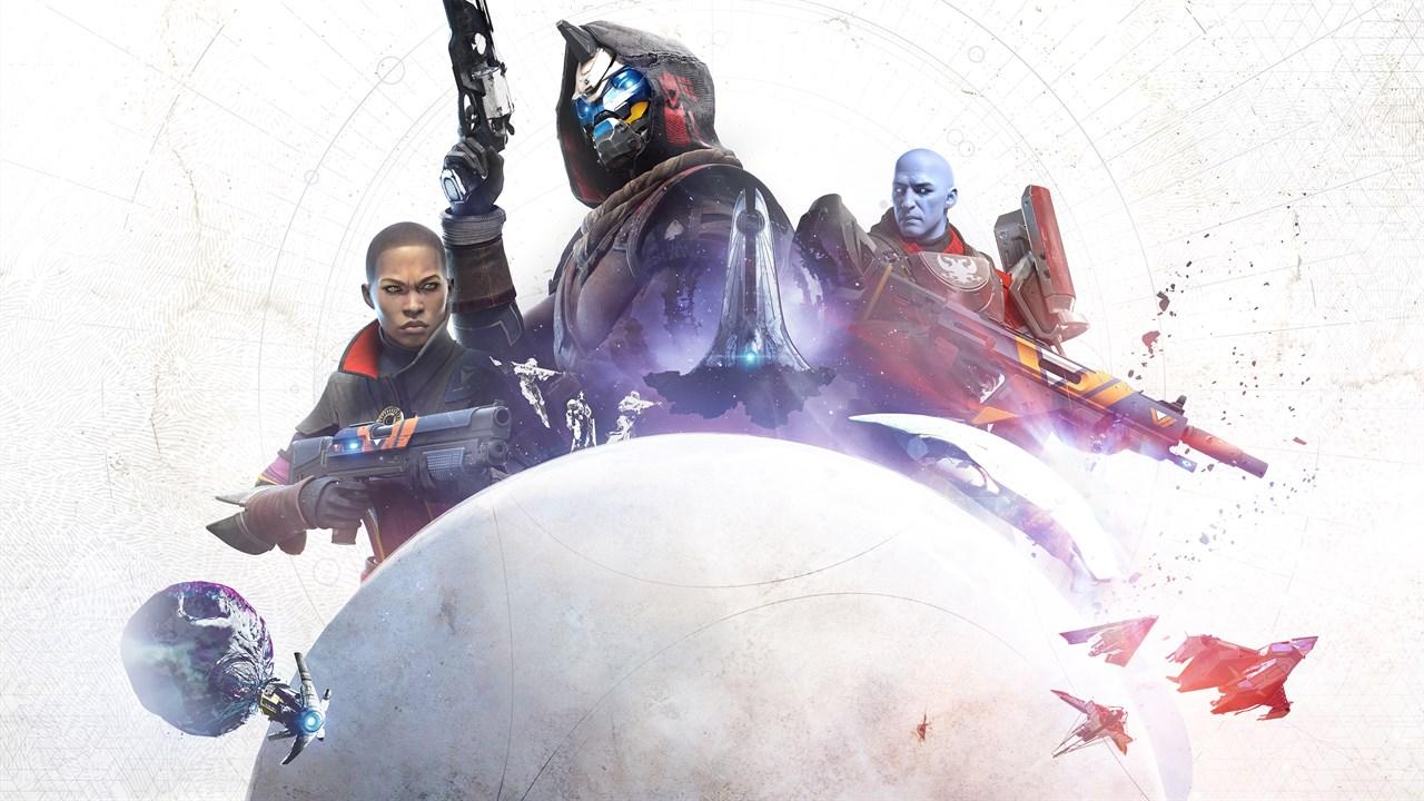 Destiny 2 PS5 Xbox Series X