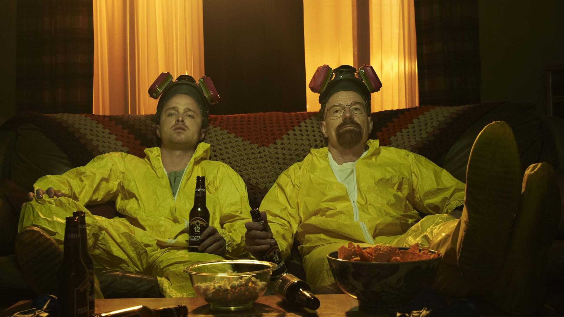 Breaking Bad - Jesse Pinkman e Walter White