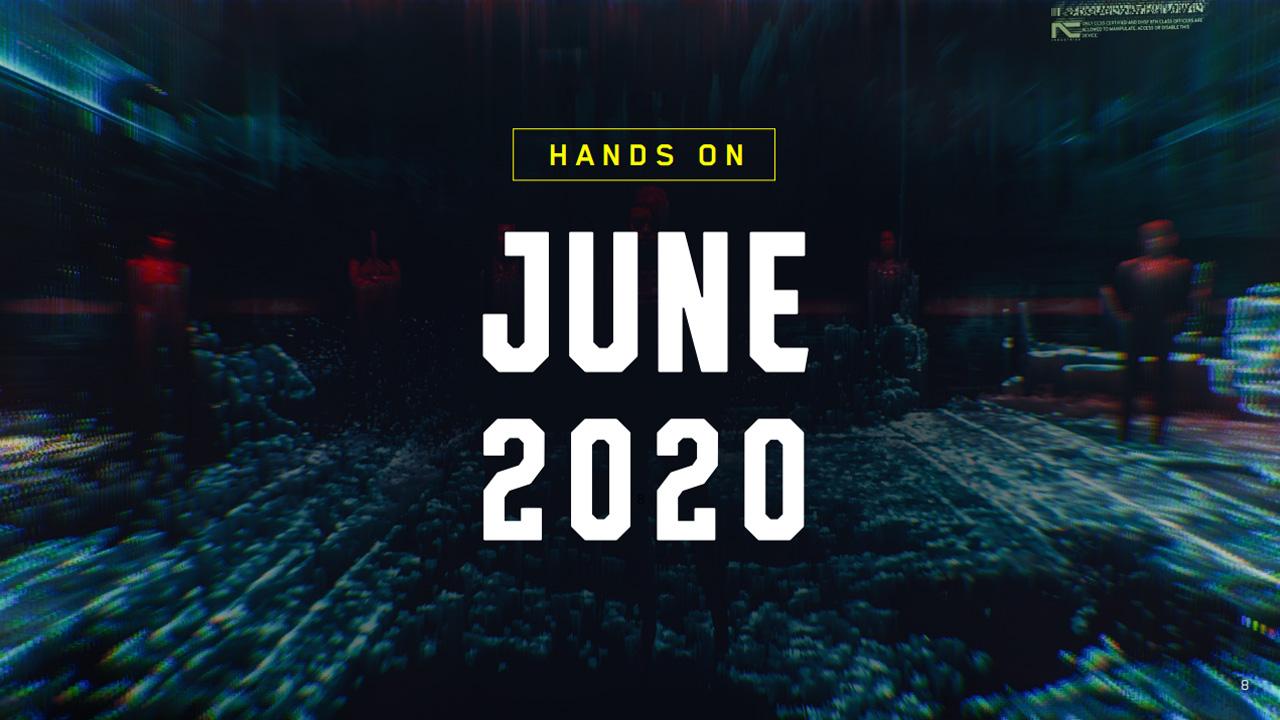 hands on cyberpunk