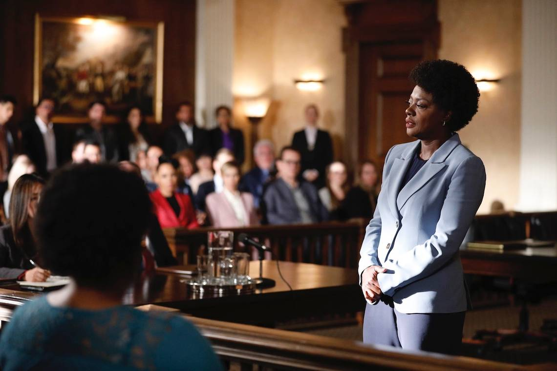 how to get away with murder 6x15 finale recensione recap annalise morte funerale wes tegan