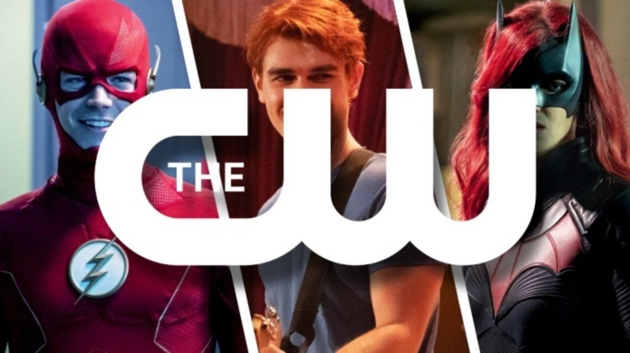 the cw 2021 arrowverse flash riverdale supergirl supernatural katy keene
