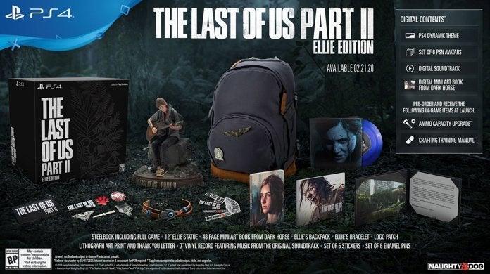 ellie the last of us part II