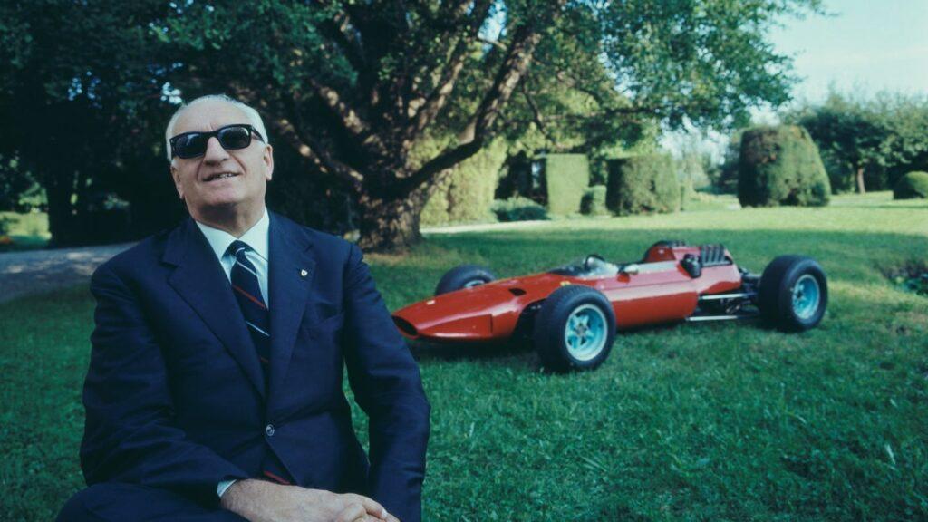 Enzo Ferrari Michael Mann hugh Jackman