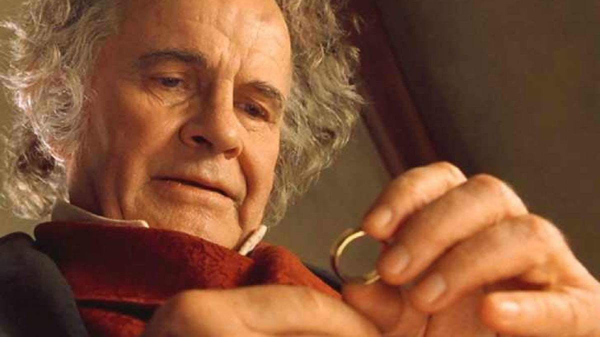 Bilbo Baggins - Ian Holm