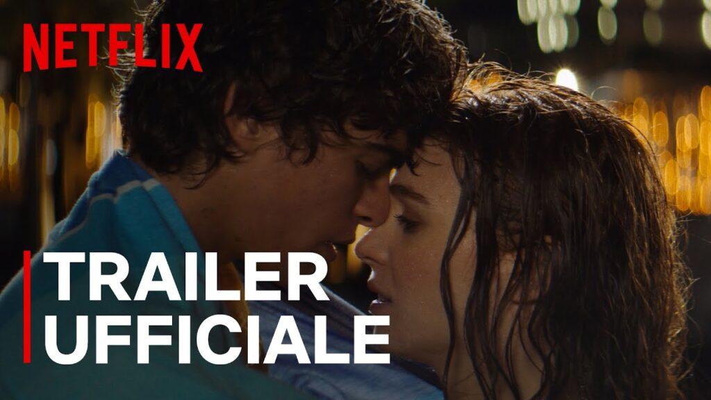 Sotto il sole di Riccione netflix film younuts trailer