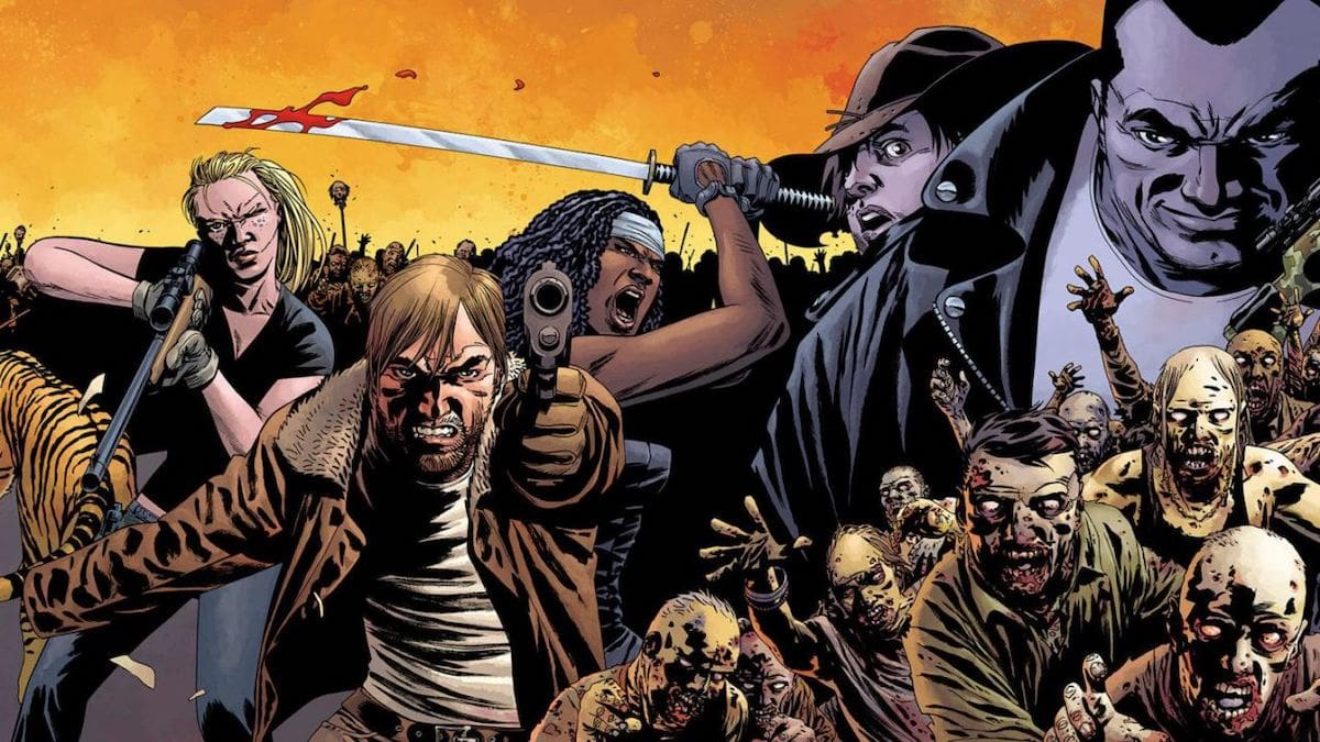 The Walking Dead - Fumetto (Robert Kirkman)