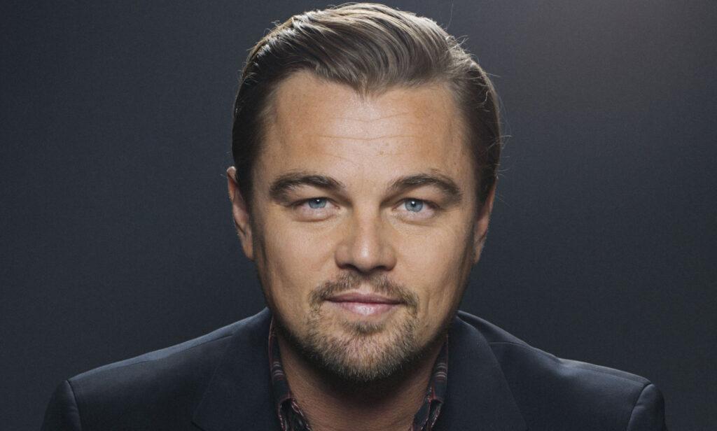 Leonardo DiCaprio Shining Girls Apple