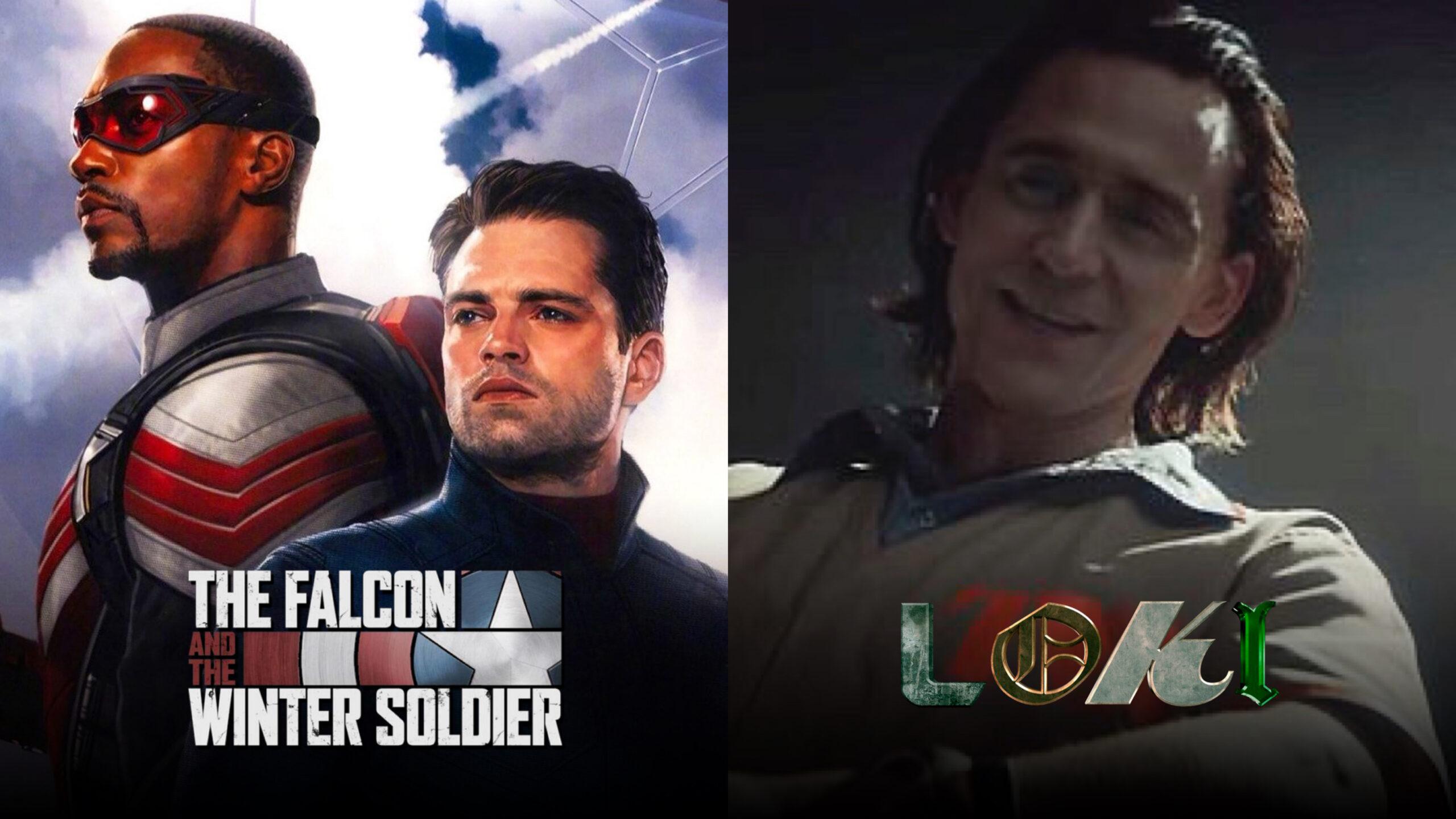 The Falcon and The Winter Soldier e Loki