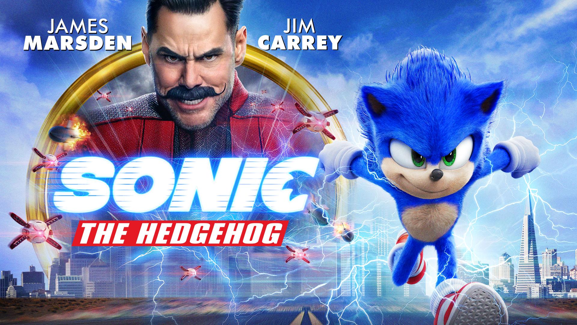 sonic the hedgehog 2 sequel paramount movie film data date games videogames