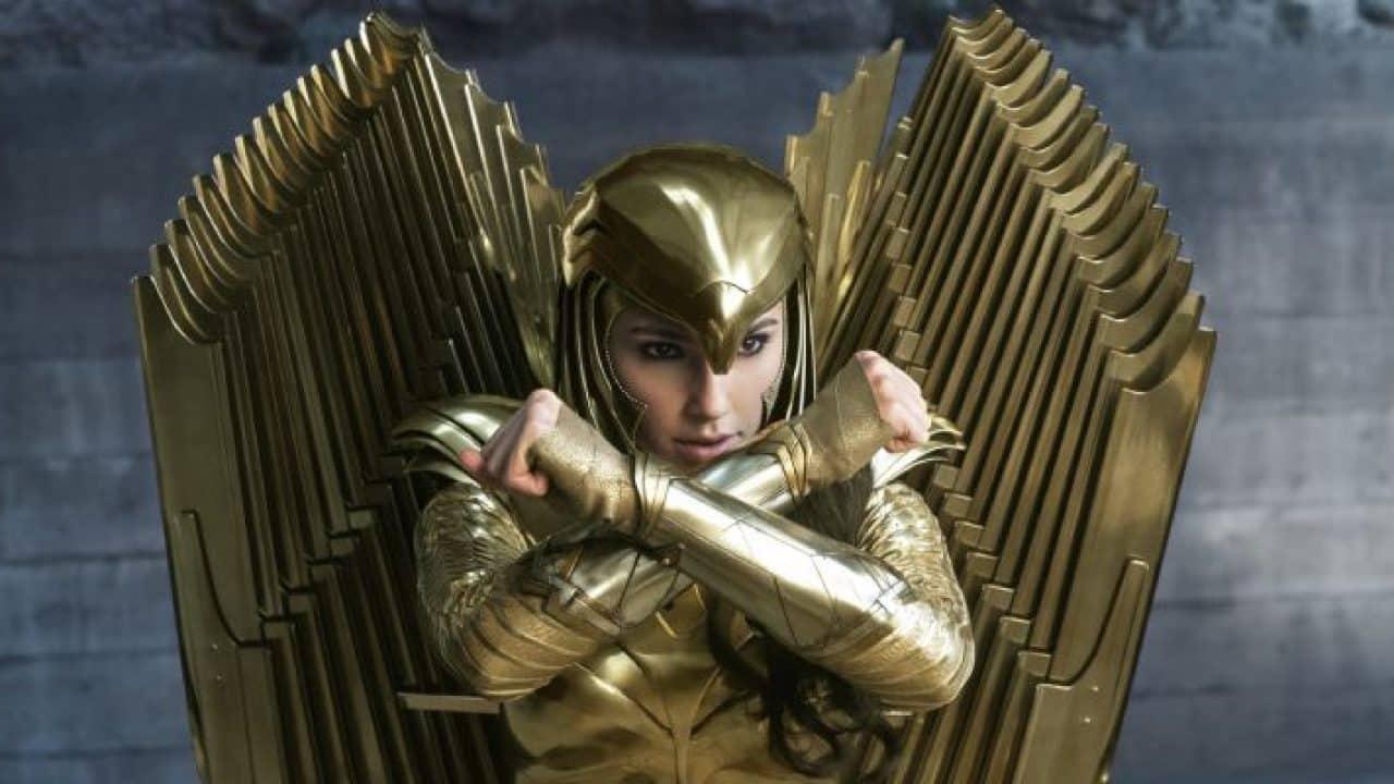 Wonder Woman 1984 - Golden Armor