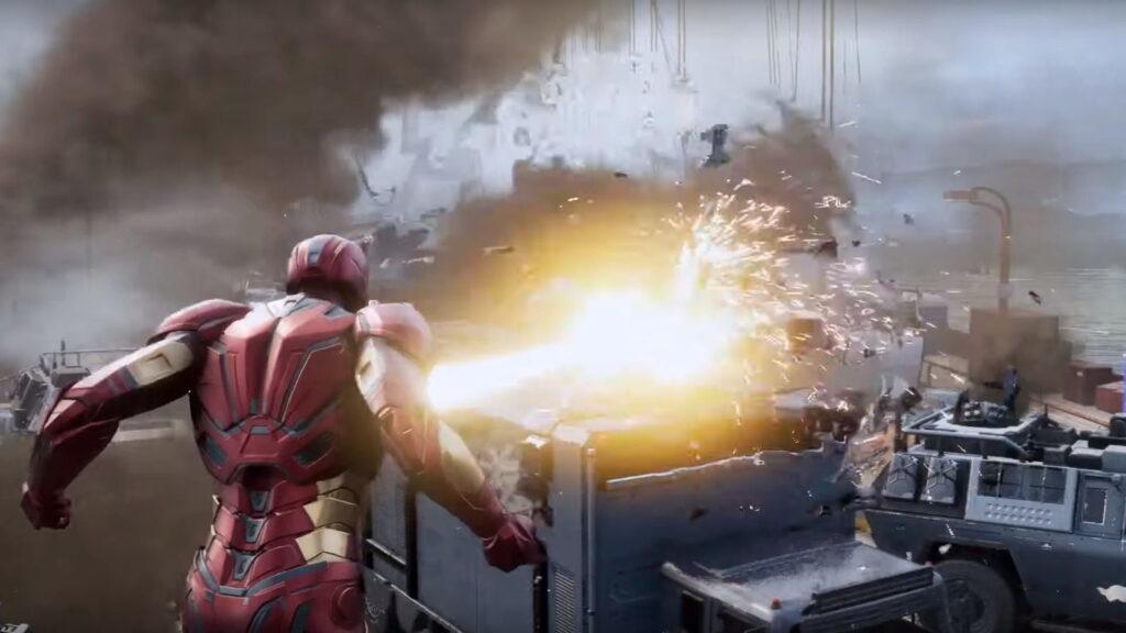 marvel's avengers ps4 xbox one
