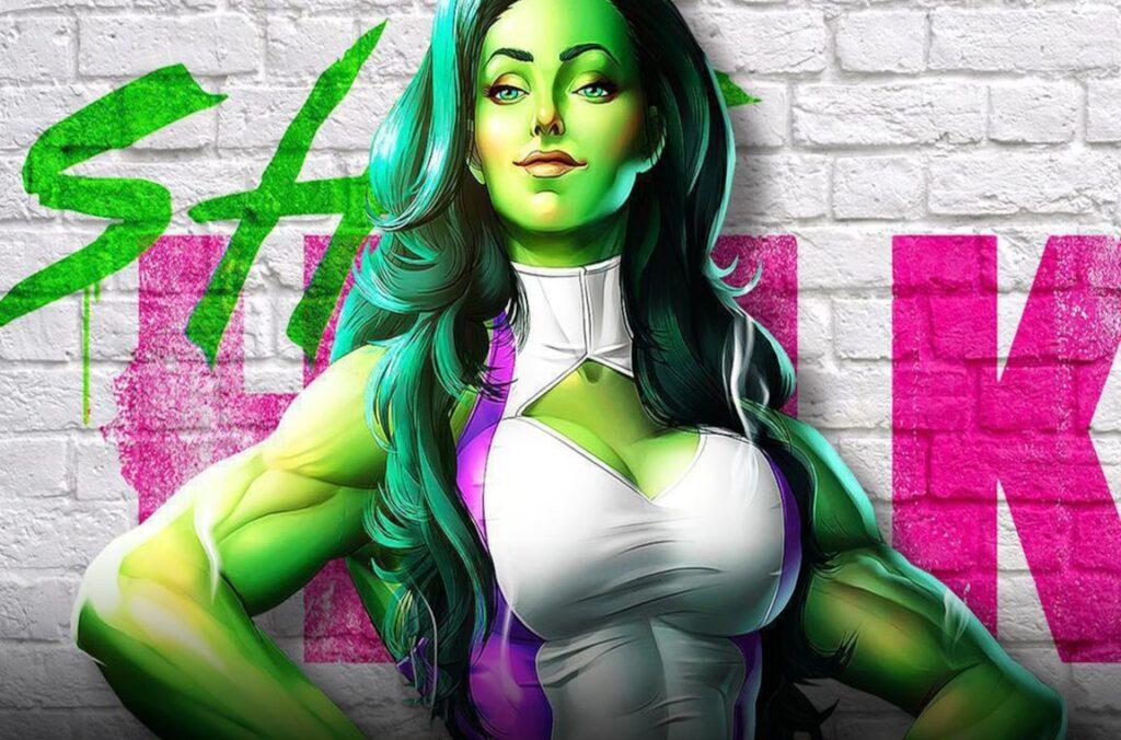 She-Hulk Tatiana Maslany Marvel