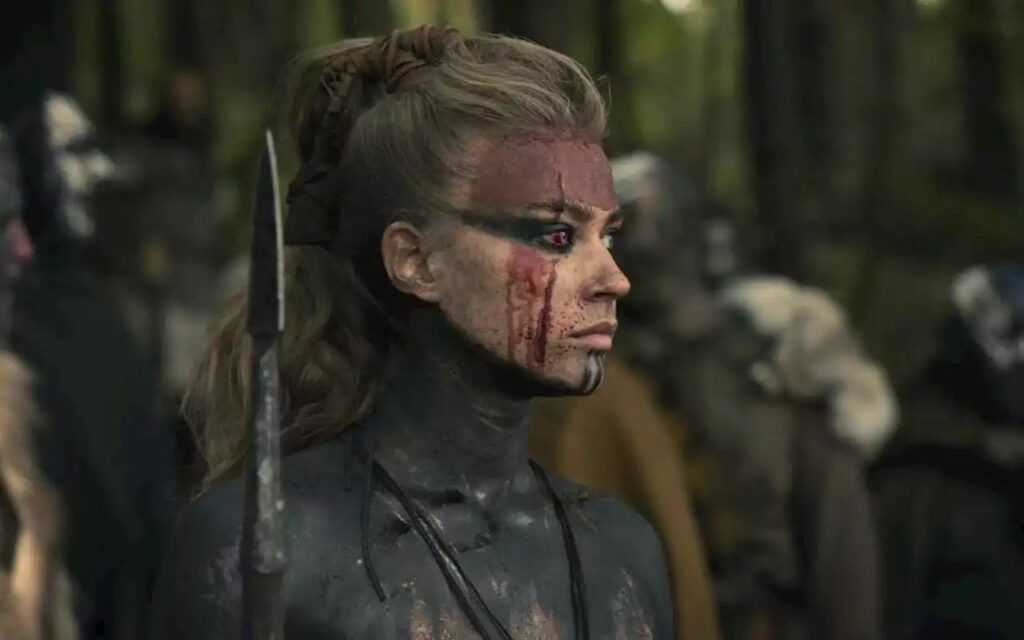 The Barbarians Netflix