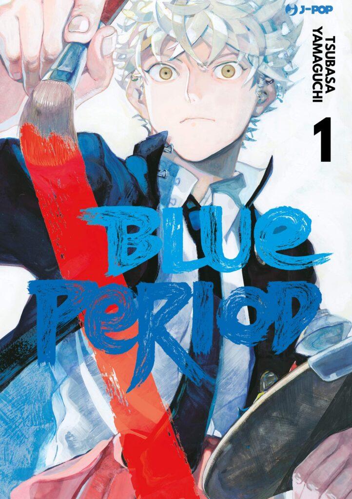 Blue Period Yatora Jpop Manga