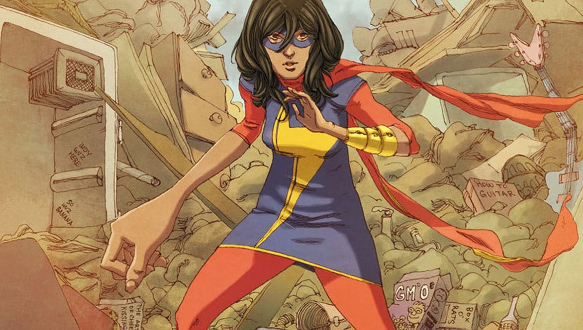 Ms. Marvel: i registi di Bad Boys for Life dirigeranno la serie Marvel per Disney+! | NerdPool