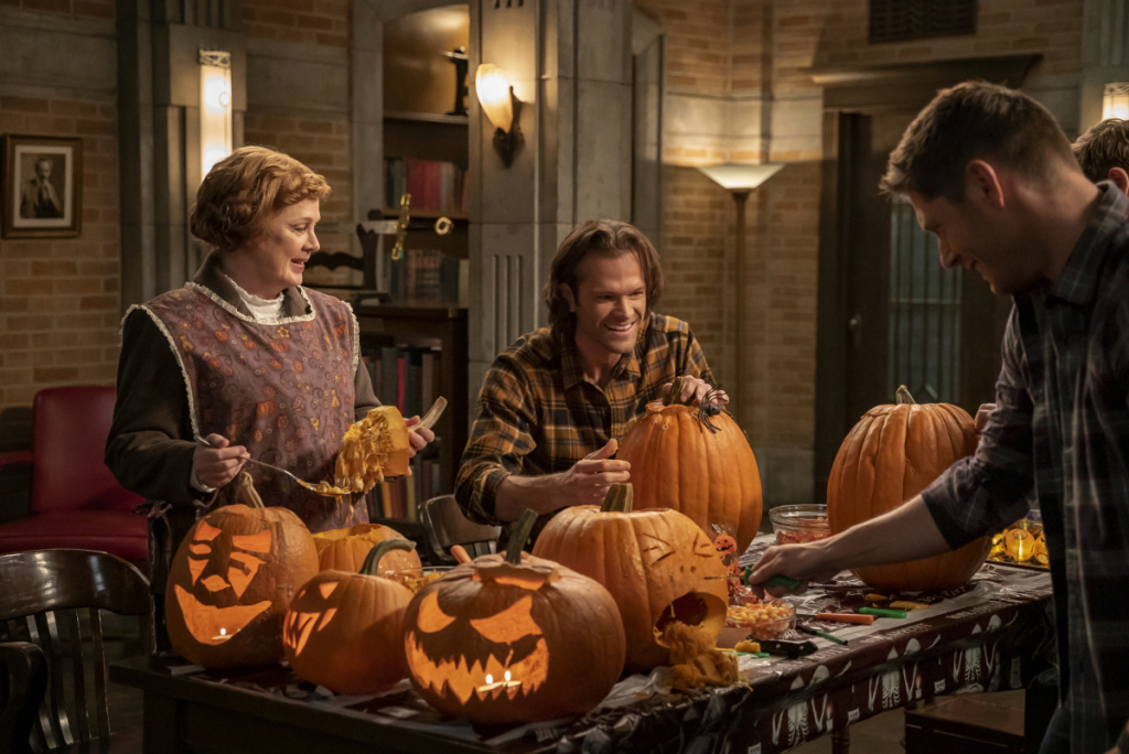 supernatural 15 The CW Last Holiday