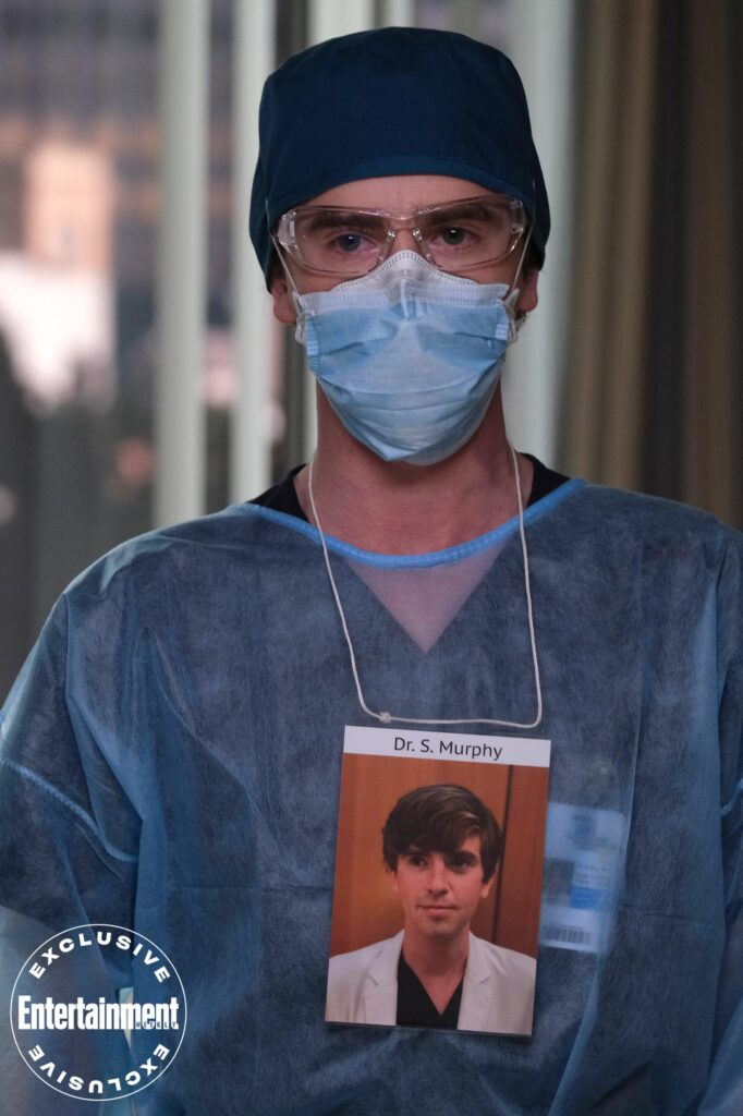 the good doctor 4 shaun coronavirus foto video