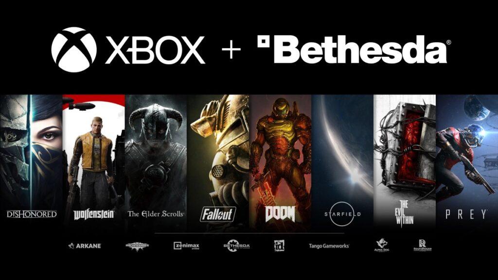 xbox game pass bethesda microsoft