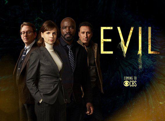 Evil CBS trailer seconda stagione