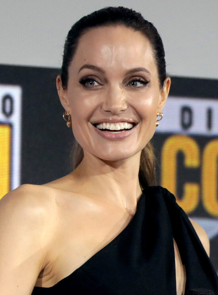 Every Note Played Stx  Angelina Jolie Christoph Waltz