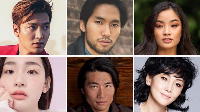 Apple Pachinko cast