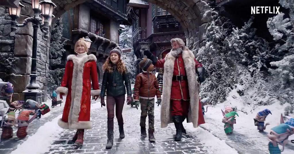 Netflix The Christmas Chronicles 2