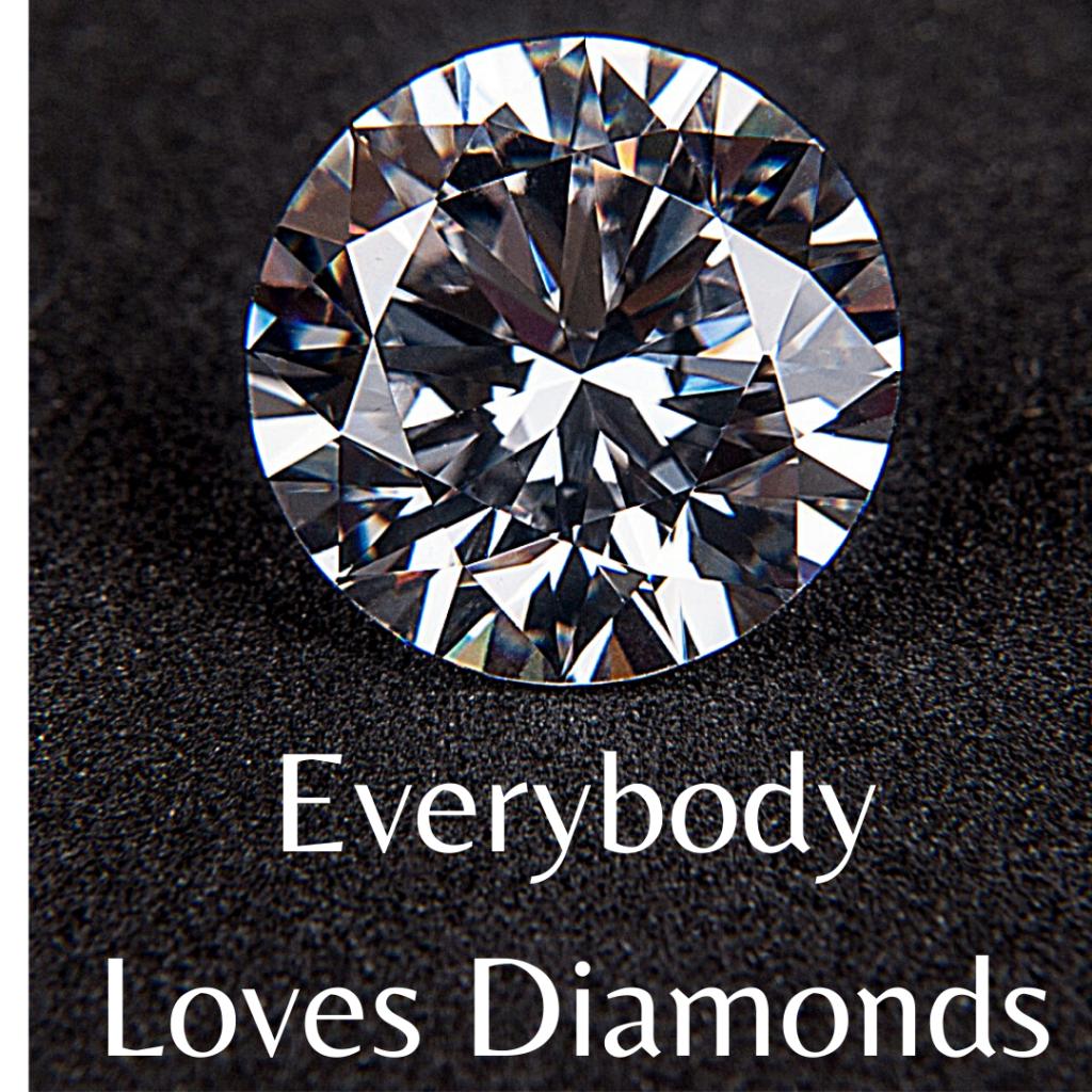 Everybody Loves Diamonds Amazon