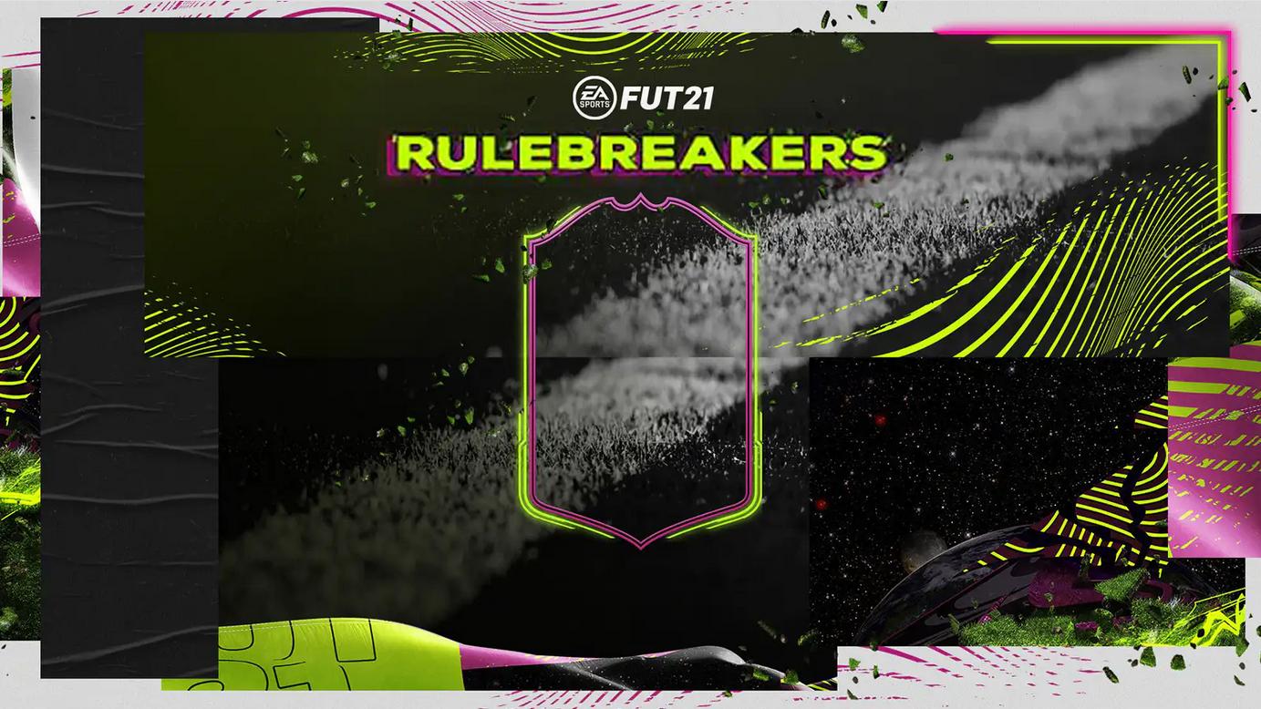 FIFA 21 Rulebreakers Wallpaper
