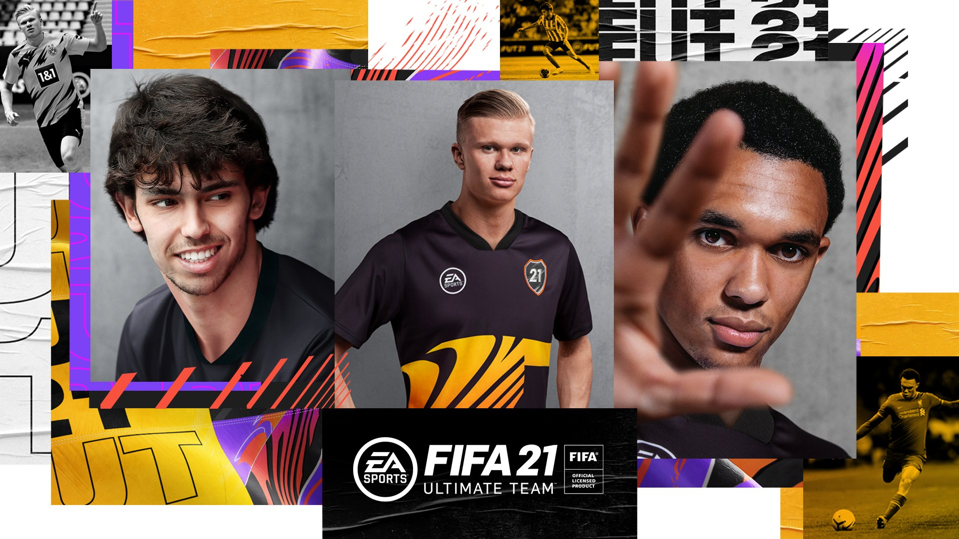 FIFA 21 Ultimate Team Wallpaper