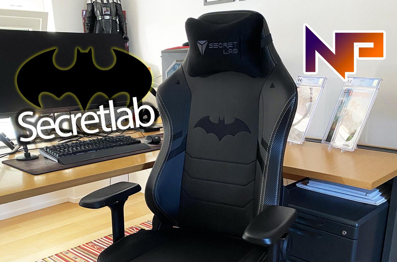 Secretlab TITAN Dark Knight: la sedia da gaming PRO ...