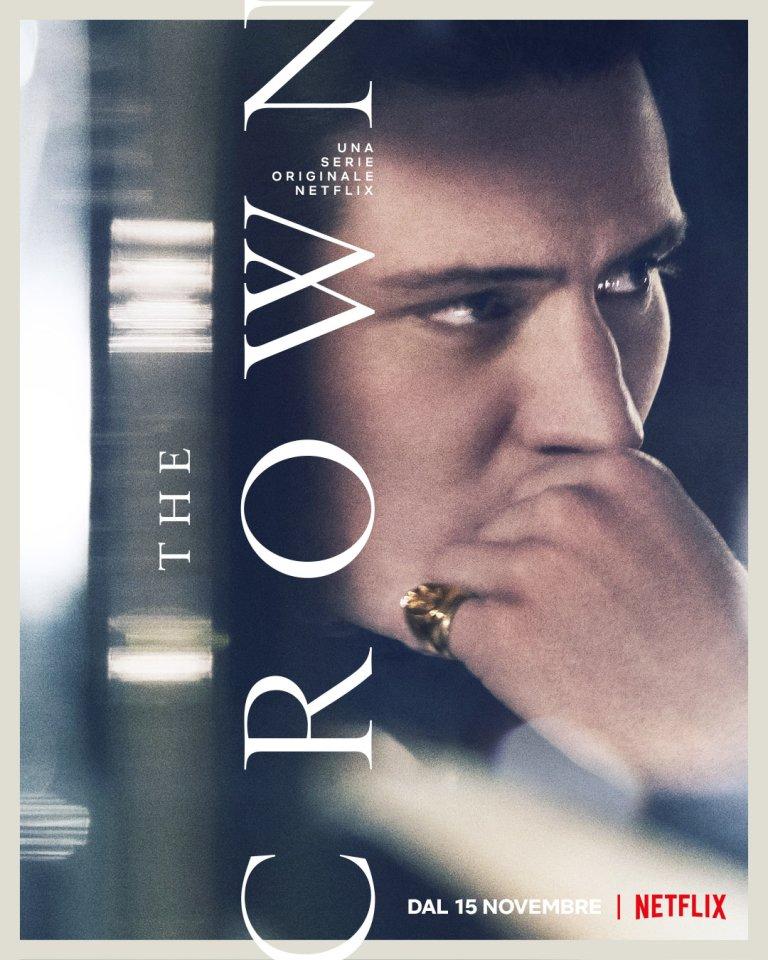 The crown 4 i poster ufficiali della famiglia reale
