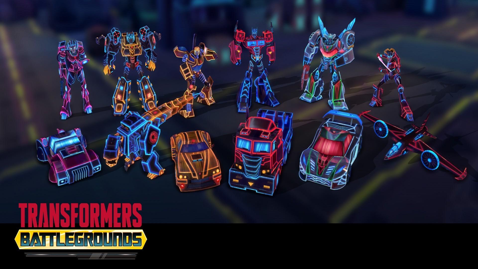 Transformers Battlegrounds Wallpaper