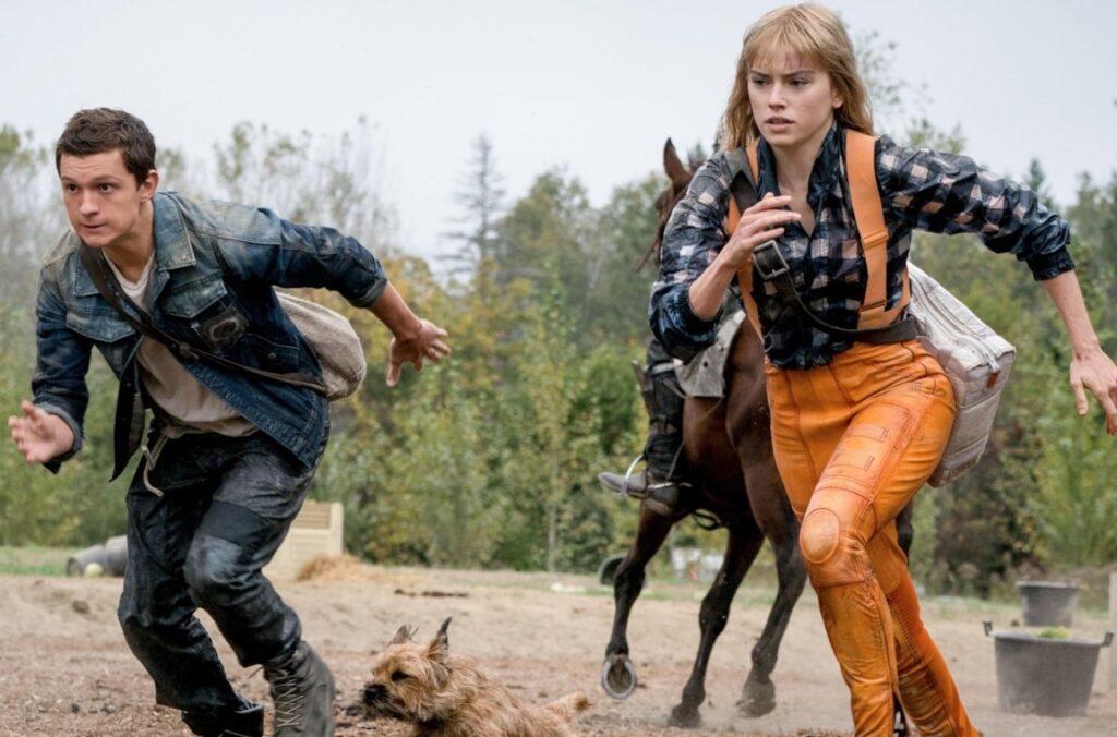 Chaos Walking Lionsgate Doug Liman Tom Holland e Daisy Ridley.