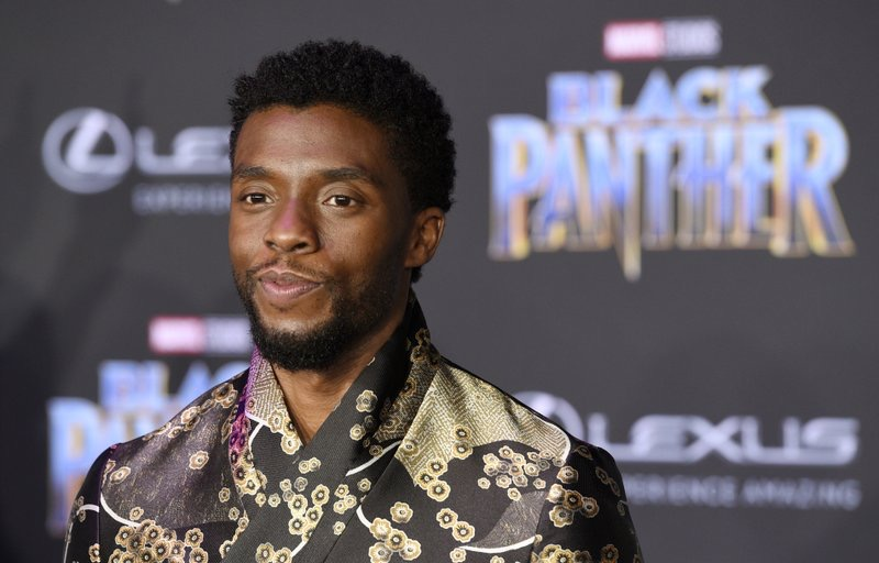 chadwick boseman, Black Panther, Marvel, Marvel Cinematic Universe, disney, Marvel Comics,